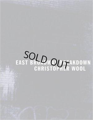 画像1: Christopher Wool: East Broadway Breakdown