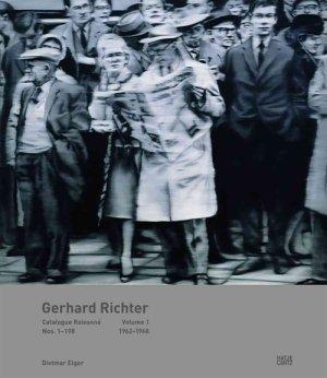 画像1: Gerhard Richter: Catalogue Raisonne, Nos. 1-198, 1962-1968
