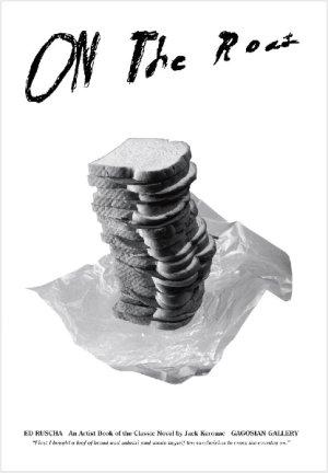 画像1: Ed Ruscha: On the Road: An Artist Book of the Classic Novel by Jack Kerouac ポスター (A)