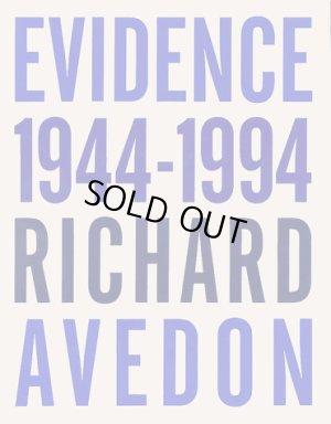 画像1: Richard Avedon: Evidence