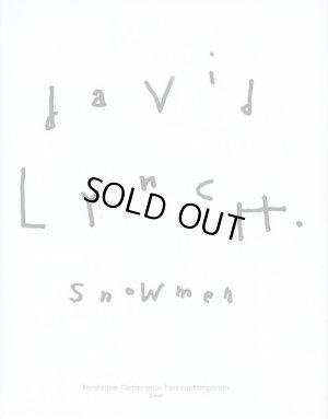 画像1: David Lynch: Snowmen