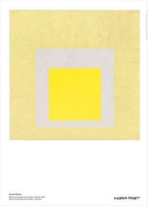 画像2: Josef Albers: Study for Homage to the Square. Evident, 1960 ポスター